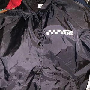 Other - Vans coach jacket